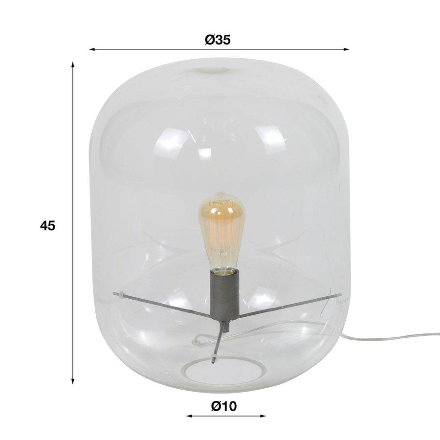 Industrial Table Lamp Sasha