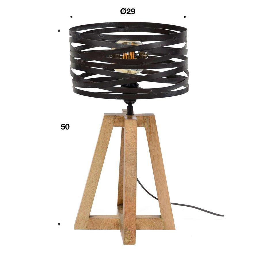 Industrial Table Lamp Watson