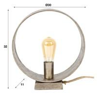 Retro Table Lamp Ramsey