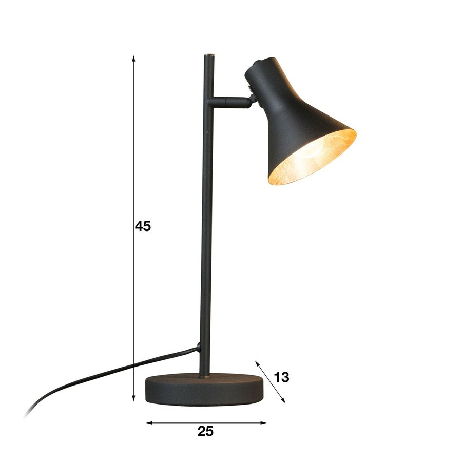 Industrial Table Lamp Robson