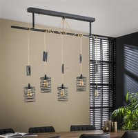 Industrial Ceiling Light Shearer Rope 5L