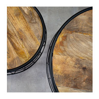 Coffee Table Bombay (set of 2)