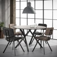Modern Dining Chair George Black