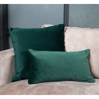 Pillow Anna Dark Green 45 x 45 cm