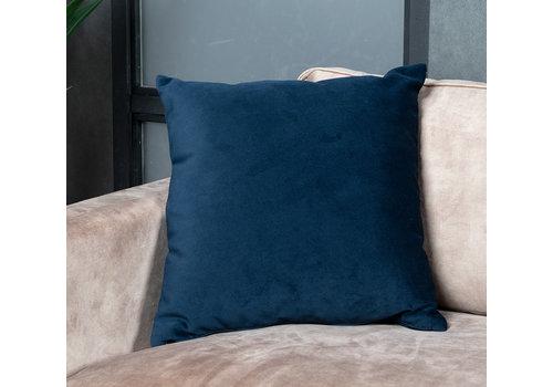 Pillow Dark Blue 45 x 45 cm