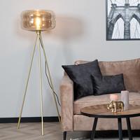Tripod Floor Lamp Jody Amber