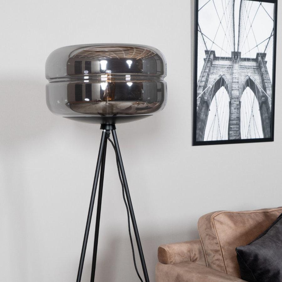 Tripod Floor Lamp Jody Black
