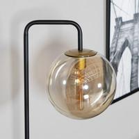 Industrial Floor lamp Maria Amber