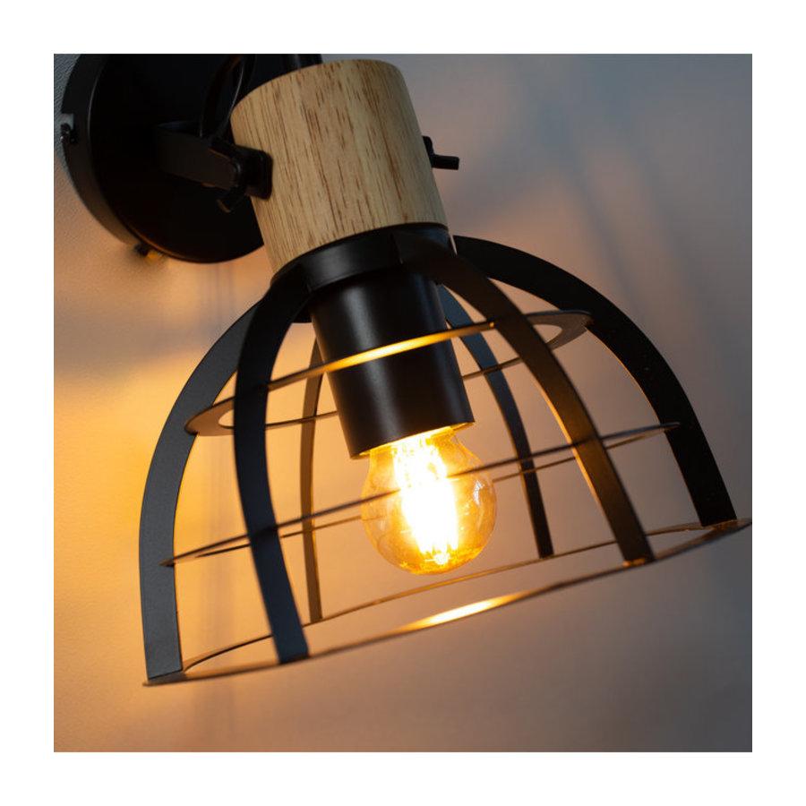 Industrial Wall Lamp Gilan