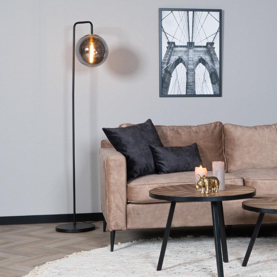 Industrial Floor lamp Maria Black