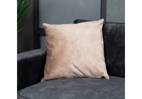 Pillow Anna Taupe 45 x 45 cm