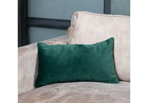 Pillow Anna Dark Green 25 x 45 cm