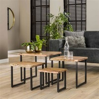Coffee Table Stamford (set of 4)