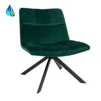 Armchair Eevi Green Velvet