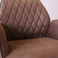 Industrial Dining Chair Donny Brown