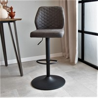 Industrial Barstool Grayson Anthracite