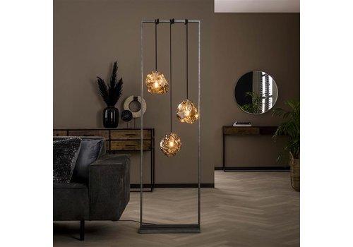 Modern Floor Lamp  Jade 3L rock  twist