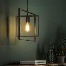 Ceiling Light Hemlock 1L