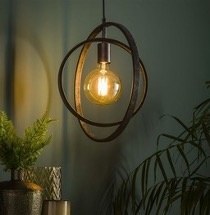 Ceiling Light Silverton 1L