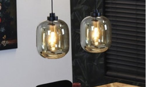 Ceiling lights to decorate your interior!