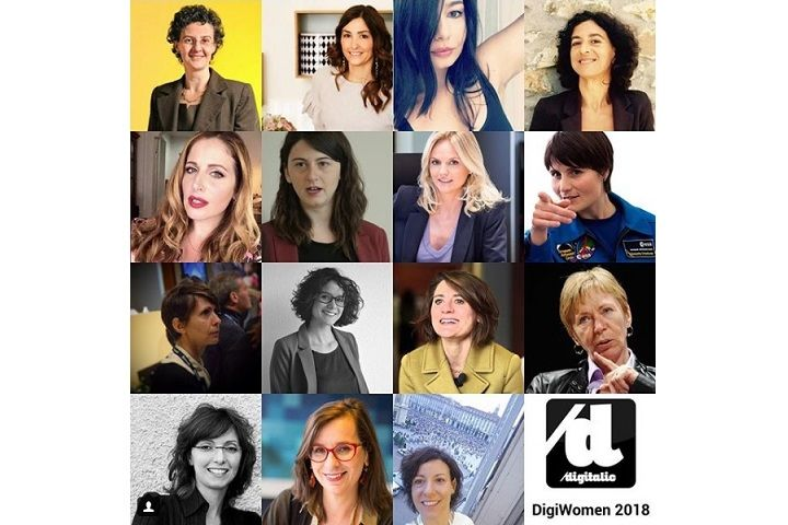 Digitalic: The 15 most influential women in digital in Italy