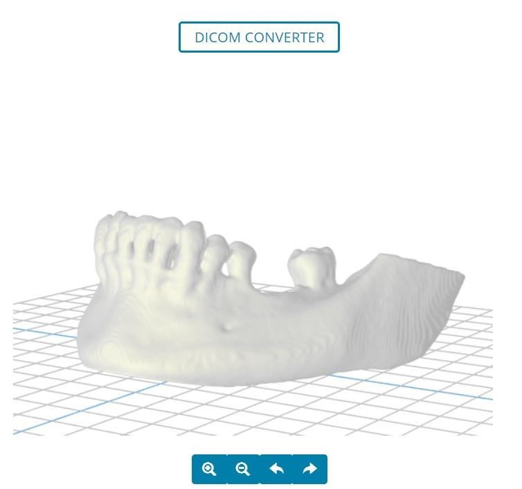 Oral3D Accesso a Dicom Converter per 3 mesi