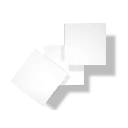 Yuki Witte salontafel Yuki 70x70