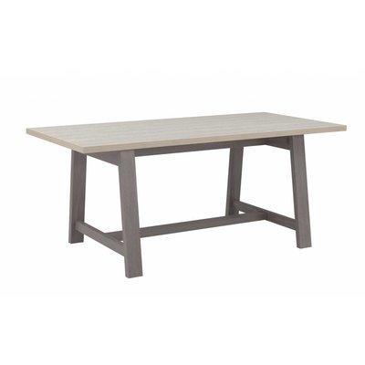 G Verona Rechthoekige tafel met schuine poten Verona