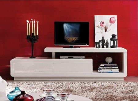 TV tafel Crystal