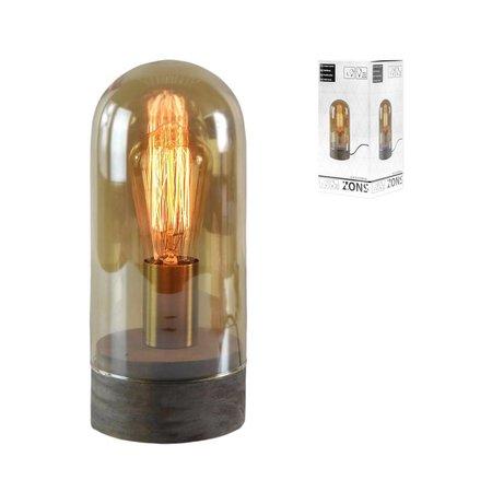 Tafellamp Bell 28 cm