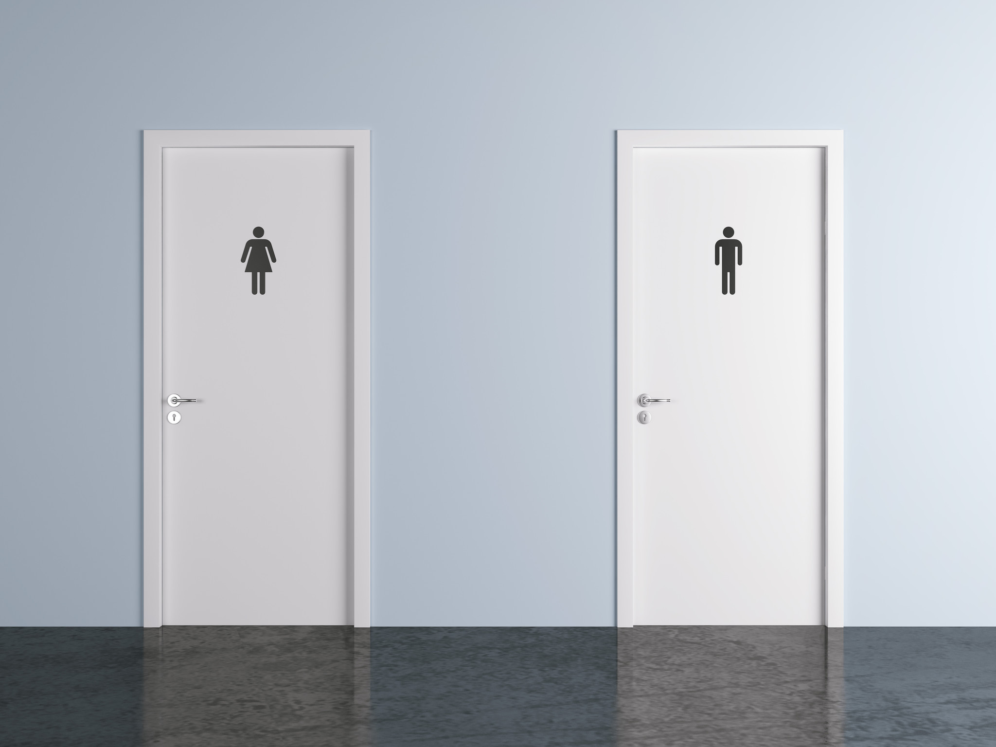 Wc hygiëne Toiletpapier en Dispensers