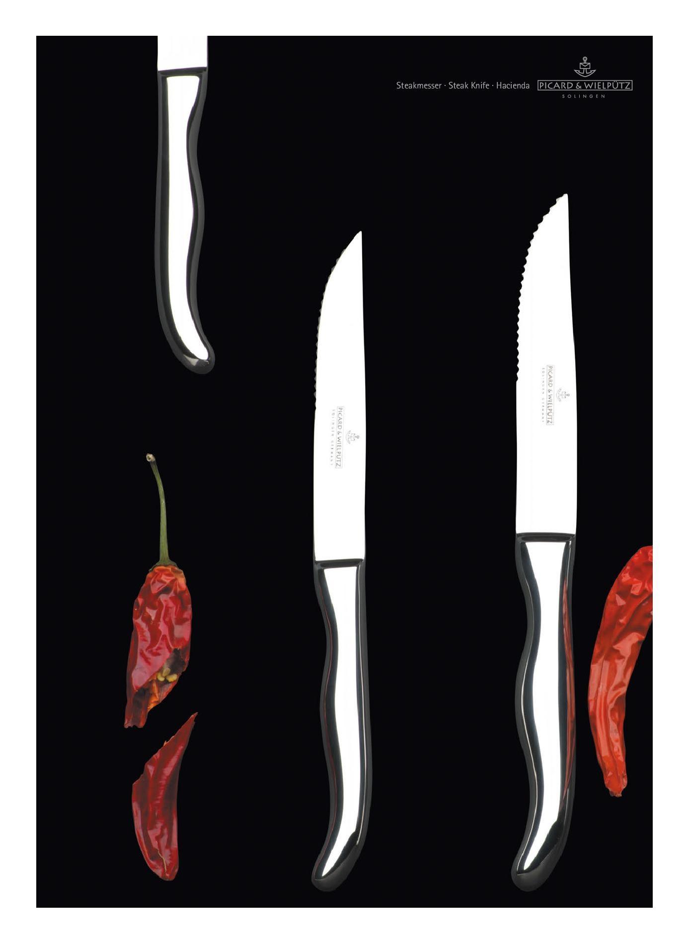 Picard & Wielpütz Hachienda Steakmes