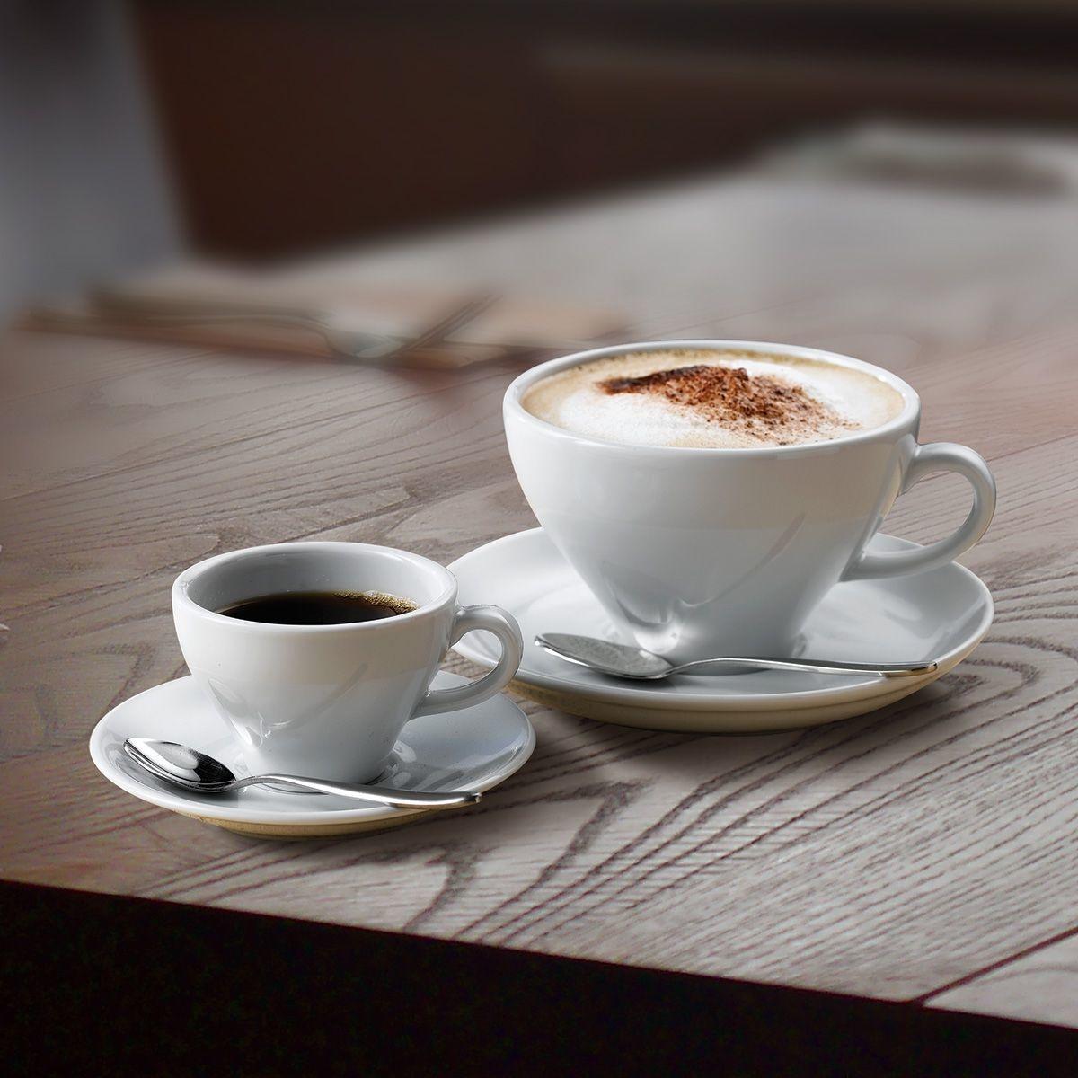 Coffeepoint koffie servies dat multifunctioneel is