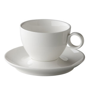 Non Food Company Coffeepoint latte / cappuccino kop bolvormig 300ml