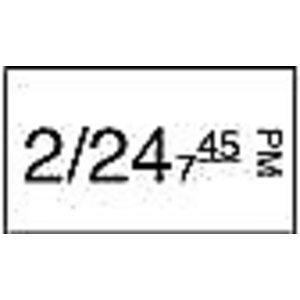 Daymark Stickerrol 1-lijnspistool permanent 1000/rol