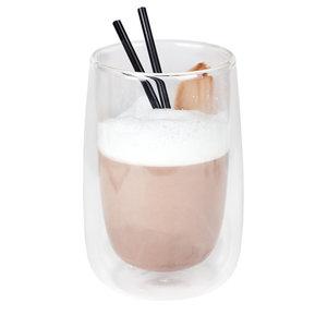 Non Food Company Coffeepoint Koffie-/theeglas zonder handvat dubbelw. 400 ml