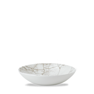 Churchill Kintsugi Agate Grey Evolve Coupe Bowl 18,2cm