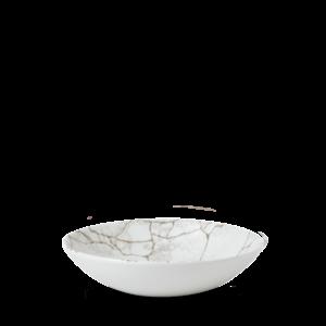 Churchill Servies Kintsugi Agate Grey Evolve Coupe Bowl 18,2cm
