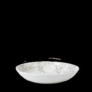 Churchill Servies Kintsugi Agate Grey Evolve Coupe Bowl 24,8cm