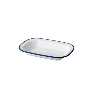 Non Food Company Melaminepoint Emaille-look schaal 20 x 14,5 cm