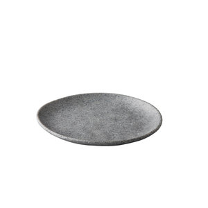Non Food Company Melaminepoint Pebble grey organisch bord 23 cm
