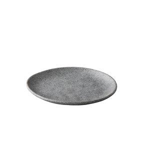 Non Food Company Pebble grey organisch bord 23 cm
