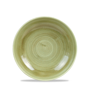 Churchill Servies Stonecast Patina Burnished Green Evolve Coupe Bowl 18,2cm