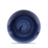"Churchill Stonecast Patina Cobalt Blue Evolve Coupe Plate 6.5"" Box 12"