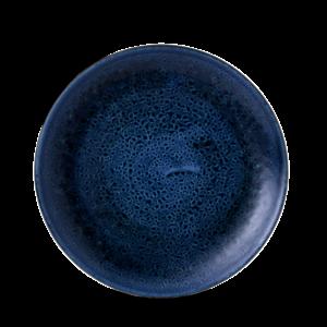 Churchill Stonecast Plume Ultramarine Evolve Coupe Plate 28,8cm