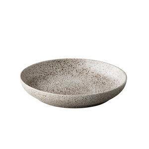 Q Raw Design Rock diep bord 26,5 cm