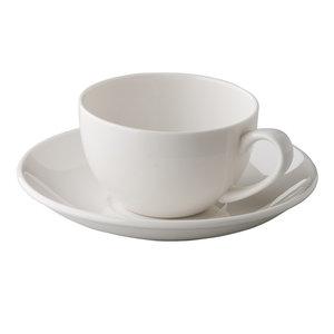 Q Fine China QFC klassieke koffiekop 180 ml