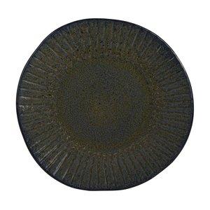 Q Authentic Q Authentic Stone Blue bord 28,5 cm