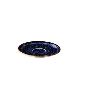 Q Authentic Jersey espressoschotel blauw 13 cm