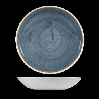 Churchill Stonecast Blueberry Evolve Coupe Bowl 24,8cm
